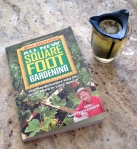 Sq Ft Gardening book